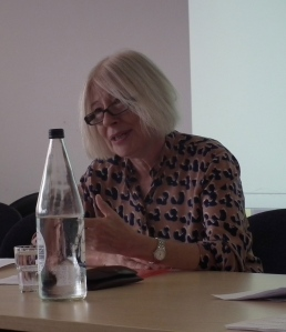 Clare Hanson speaks on 'Lessing, Prehistory and Postanthropocentrism'